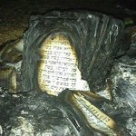 Jewish holy texts/sites set on fire Wheres the outcry? @LauraBenDavd on why you should care https://t.co/k9RMSbkqVT https://t.co/alj8aln8xX