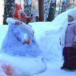 В Ярославле продолжают появляться снежные скульптуры https://t.co/KGI2hxUsn7 https://t.co/3k5ZekYSSI