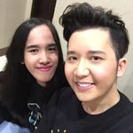 With @nurdjubair pemenang meet and greet @CentralParkMall with @SMASHindonesia ;) https://t.co/6mLYSFz7cy