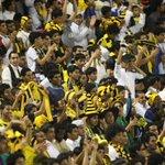 ملعب ممتلئ! نفاد كافة التذاكر المخصصة لجماهير @ittihad، أجواء رائعة تنتظرنا غداً كما عوّدونا سابقاً #ACL2016 https://t.co/D58wq6c99N