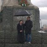 Štefka Drolc in Nezakonska mati. #8feb #ljubljana https://t.co/4qfx9FKe6Z
