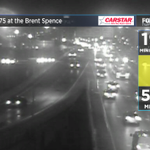 Good news, the accident on SB 75 at the Brent Spence is clear; all lanes are open, dealing with slight delays. https://t.co/BGlkszVYAV