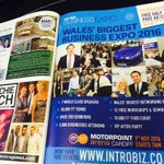 Read latest copy @CardiffLifeMag #IntrobizExpo #Wales Official Biggest #Business 2016 #EXPO https://t.co/zKDd3l6DY3 https://t.co/Wia0swcWUN