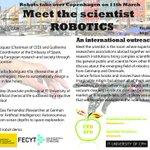 #internationalteam present #robot #technology in #Copenhagen @SociedadCerfa @FECYT_Ciencia @ITUkbh sign up for free https://t.co/g2SaxDx1Ay