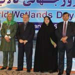 #Iran: 45th anniversary of the signing of @RamsarConv on #Wetlands celebrated in #Isfahan: https://t.co/7Fehmn4Wi9 https://t.co/knFRIZAwTu