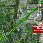 Multi-vehicle crash on Montgomery Rd at Fields Ertel Rd. @WCPO #9Traffic https://t.co/tGaXYjC1xW