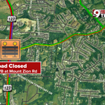 Crash in Union has closed US 42 WB at Mount Zion Road @WCPO #9Traffic https://t.co/PlENhMOPOJ