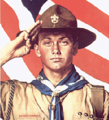 Happy Birthday, BSA! Learn how the Boy Scouts of America began on this day, 106 years ago: https://t.co/uVeDyJV3Mk https://t.co/IaOPVIQpOf