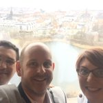 loving the meeting room with a view in Copenhagen @MPI #EMEC16 with @Jessie_States and Gilbert. #meetingdesign https://t.co/2Zb4I9FofS