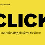 Read abt our superb @Uni_of_Essex crowdfunding experience 4 @EssexSU @hubbubnet https://t.co/a91QC6LvTZ raising 10k! https://t.co/ROtF3Ha9As