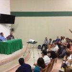 Encuentro entre el Alcalde de Montería, Marcos Daniel Pineda, e investigadores de la Unicórdoba https://t.co/dLFYyysb3i
