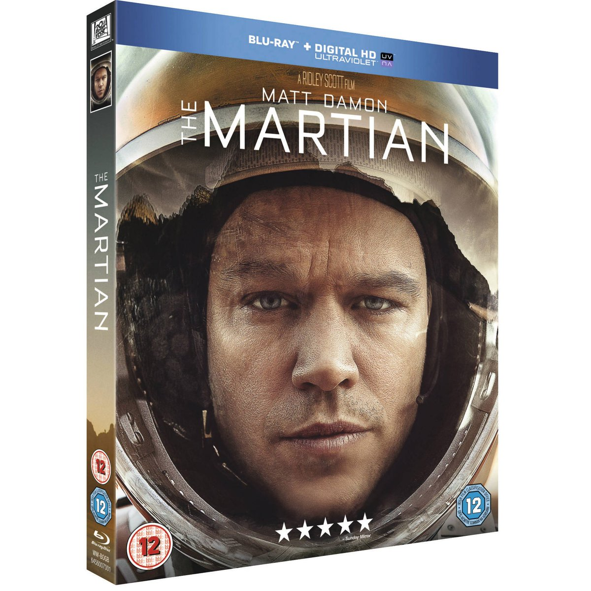 Win! Follow @CultBoxTV and RT for a chance to win one of 3 copies of 'The Martian' - https://t.co/NNQXlUdcgy https://t.co/UIzqIDtx2e
