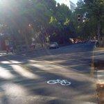 Justo y necesario #ciclobanda por Andrés Bello. Bien @Muni_provi   #NosFaltaCalle https://t.co/L969MMXYfi