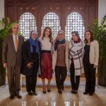 Enjoyed speaking to 3 Jordanian teachers who have been nominated for the Global Teacher Prize! A dose of inspiration https://t.co/XQVwUzxTQM