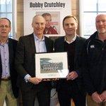 Thanks to @EnglandHockey for coverage of @BobbyCrutchleys @UniofBath Hall of Fame induction https://t.co/FE7kw3hA5n https://t.co/GJsXZIpplz