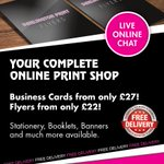 #DarloBizHour Let us design, print all your business stationery plus Free delivery. Visit https://t.co/dvMidjs9gX https://t.co/FNBJNSHAYO