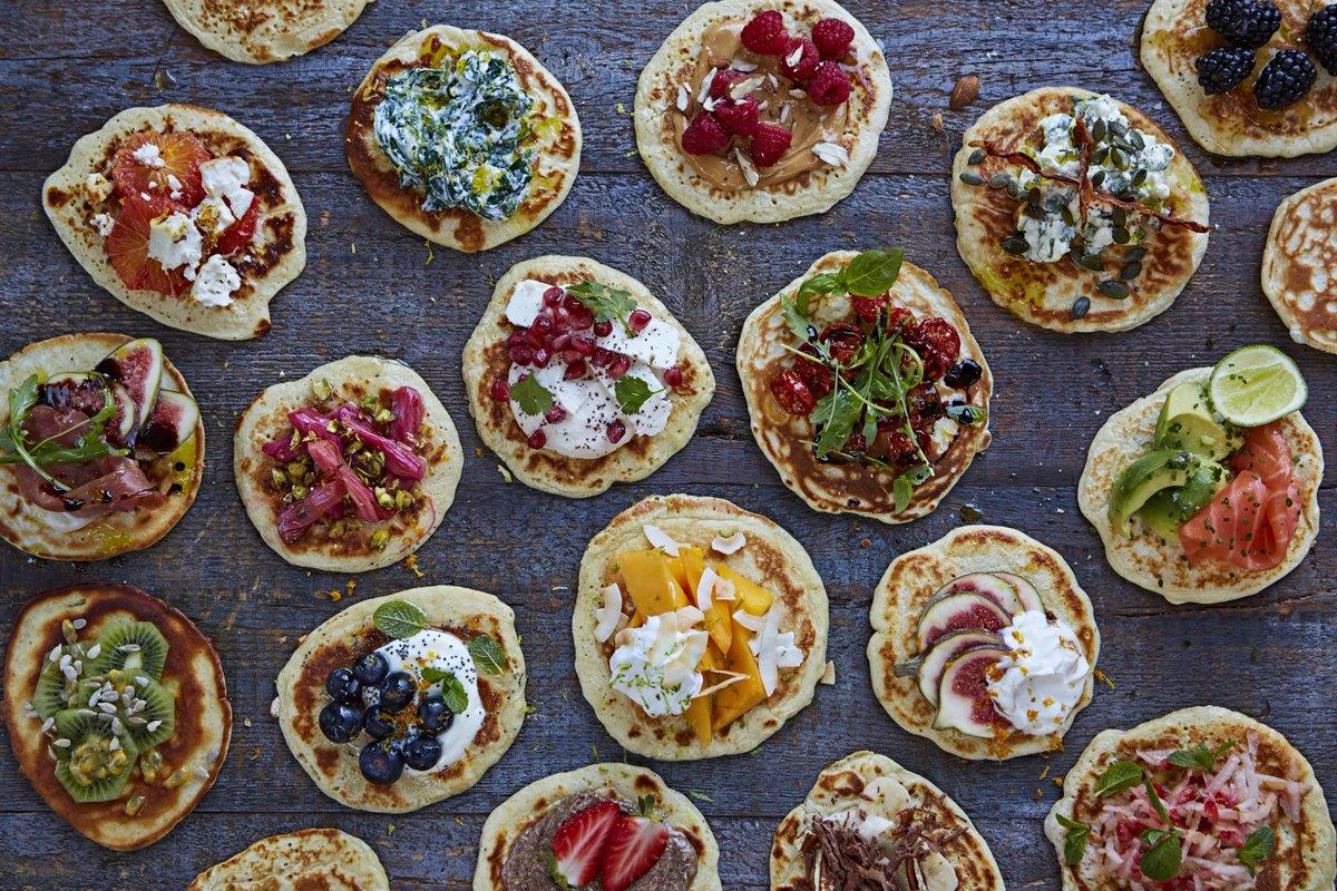 17 healthy ways to pimp your pancakes ENJOY https://t.co/xZ0OFW0NDS #PancakeDay https://t.co/ezYqIC1zQk