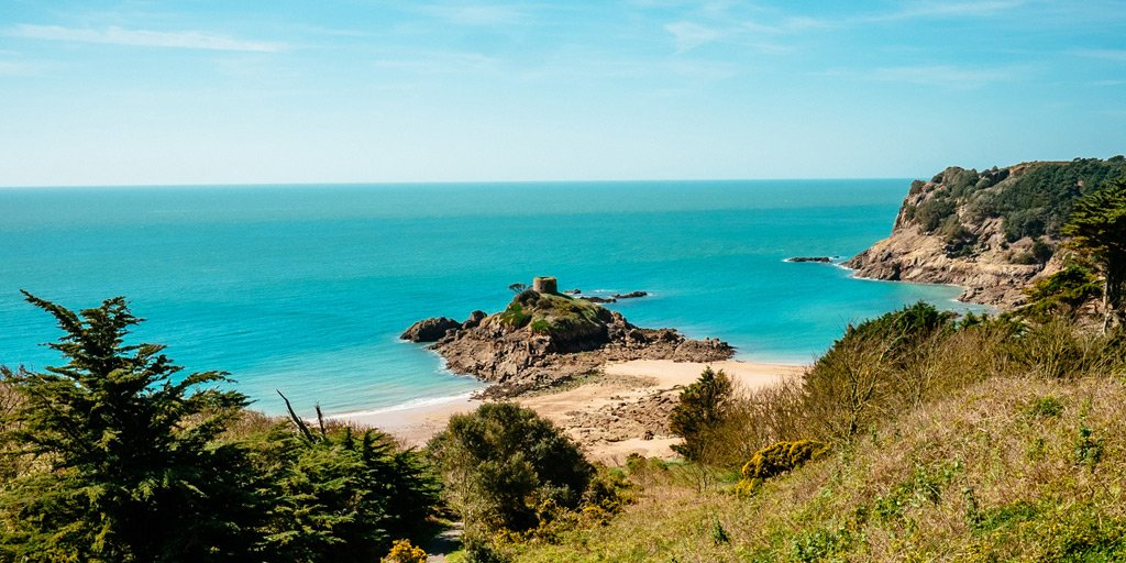 Direct flights from Aberdeen to stunning Jersey start 7th May-10th Sept.