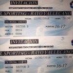 ¡Nuevo sorteo para ver al Sporting! Si haces RT y nos sigues,puedes ganar 2 entradas para el partido contra el Rayo https://t.co/QzE5463Lhp