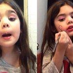 #OMG 😱💄 💅 👯 #FelizLunes #Belleza #Maquillaje Su maquillaje de San Valentín se viralizó https://t.co/lXgtYAh2Z4 https://t.co/DsXrDGz9HX