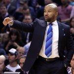 Knicks have reportedly fired head coach Derek Fisher (via @ESPNSteinLine) https://t.co/jB0Ys4nvfz