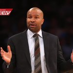 BREAKING: Knicks fire Derek Fisher after leading NY to 40-96 record in 1st 2 seasons at the helm. (via ESPN sources) https://t.co/EOa2pDH6Jl