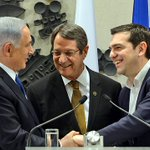 #Greek PM has range. From besties with #Netanyahu to meeting with #Irans leader #Khamenei. https://t.co/m7P5wOwS9F