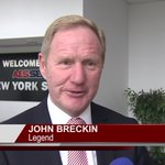 Former Rotherham United left-back John Breckin with the greatest job title of all time https://t.co/v42usJDUqG