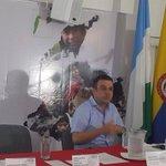 Estamos con el Gobernador de Córdoba, @EdwinBesaile, y el alcalde de Montería @MarcosDanielPG https://t.co/NgB0YER9BF