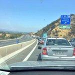 AHORA: GRAN CONGESTIÓN en Ruta 68 altura Túnel Lo Prado hacia Valparaíso por auto volcado @reddeemergencia @biobio https://t.co/NBqF6UVhfO
