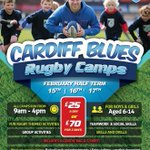 Have you booked your place on our Feb half term rugby camps? Still time - https://t.co/6cmKHq5MnA https://t.co/bsS1dRlTeo