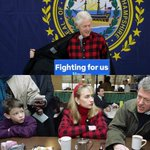 Bill Clinton campaigning in New Hampshire in 2015; Hillary Clinton doing the same in 1992. Same shirt, same state https://t.co/CWgm2KihmG