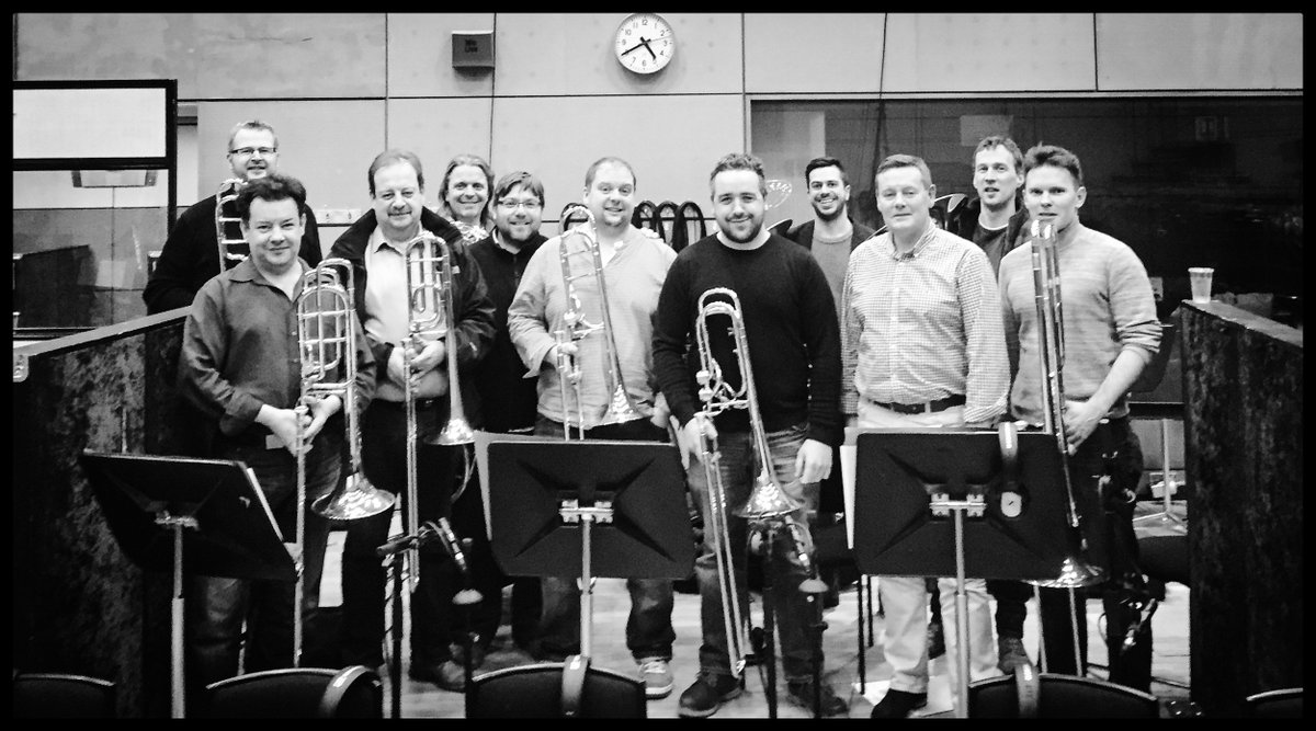 Another film score recorded today, Pilgrimage, music by Stephen McKeon, conductor Mark Armstrong. https://t.co/SoDxEOC4KT