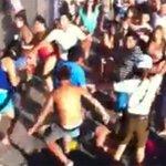 [VIDEO] Batalla campal en Lican Ray dejó heridos y detenidos https://t.co/RaEu4CMNxp https://t.co/0xuNUF1wmb