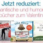 Jetzt reduziert: Romantische und humorvolle Hörbücher zum Valentinstag! Neu auf https://t.co/rHI8AHDrlf https://t.co/79Ol2Dv8AV....