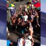 Carabineros fueron agredidos en descomunal pelea en Lican Ray https://t.co/yiGBNl674O https://t.co/ARKpyozVio