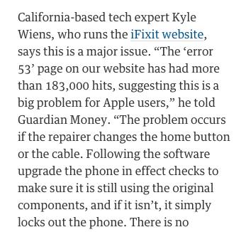 Аааааааа, вот откуда пошла деза про «180 тысяч отключенных айфонов»!!! Аааааа. Нет… ААААААААА! https://t.co/JZsJfZtbdA
