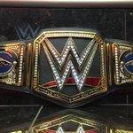 The championship belt is headed to Denver. (via @TripleH) https://t.co/jpnf5xSaSQ