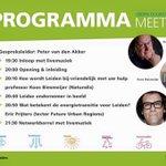 Over een week is het zo ver: 15 feb Meet-Up Leiden 2030. Komt allen! Meer info: https://t.co/RjcxEKXfkz https://t.co/UBxmUTWu3x