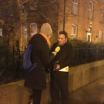 Great to have @todayfm out with me for the canvass this evening. Had a lot of great conversations #GE16 #dubnw https://t.co/pXfwMYUn0R