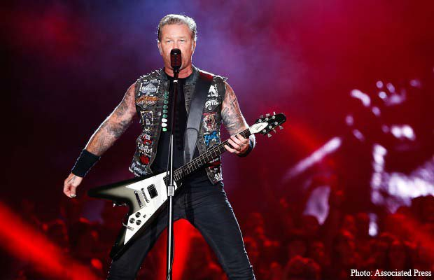 Watch Metallica's Super Bowl Eve Performance in-full: https://t.co/dA5C6sBxxc https://t.co/Jv1VifM1n9