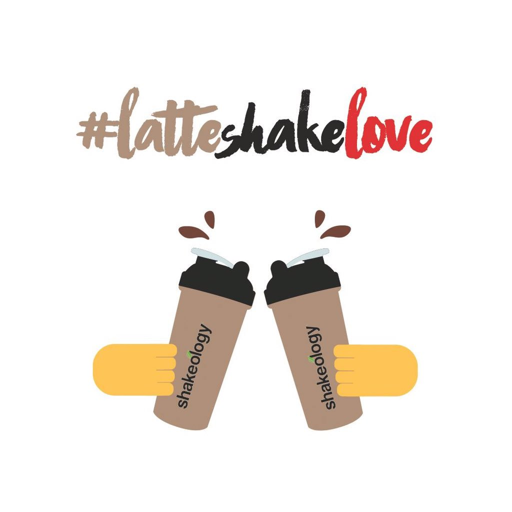 Win 30 day supply of Shakeology by tagging who you would share a shake with. Use #LatteShakeLove #Entry in yr post https://t.co/8ETGWik3y5