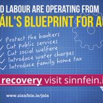 Fianna Fáil saying the same thing as Fine Gael. We will bring a fair recovery #GE16 #CBLive #BetterWithSF https://t.co/C8rL3bp8sR
