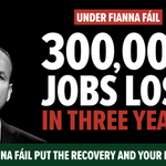 Fianna Fáil has ZERO credibility on how the economy should be run. They lost 300,000 jobs. #CBLive https://t.co/9sJ2CnzX2g