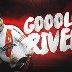 ¡Gooooooooool de #River! ¡Lo hizo @romorita11! https://t.co/zOfEuvfKMC https://t.co/yIEx8og0w3