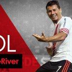 ¡¡¡GOOOOOOOL DE RIVER!!! https://t.co/ix3TvFJWkB