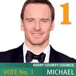 He wants your vote Kerry. #CelebrityGE16 #GE16 https://t.co/6g57BXUFG5