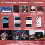 Anoche nos robaron nuestros equipos de música en nuestra sala de ensayo en Santiago, ¡rogamos difusión por favor! RT https://t.co/VSRIAx1Jeg