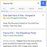 .@FineGael have bought ads for people searching @fiannafailparty. Clearly they know were the only alternative #ge16 https://t.co/bs4lhsdIOj
