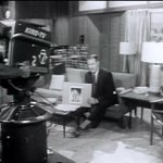 "Celebrating the first ever @KIRO7Seattle broadcast, ""J.P. Patches,"" 58 years ago today. #history #Seattle https://t.co/VmNzLfASkR"